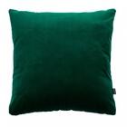 ZESTAWY - Granatowo zielony zestaw poduszek dekoracyjnych (5)
